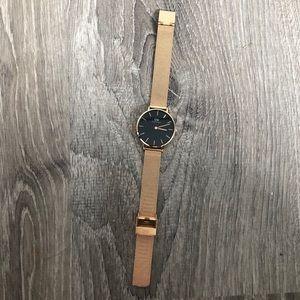 Daniel Wellington 32mm Petite Melrose Watch
